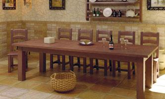 Fabrica de mesas franema fabrica de mesas franema - Mesas rusticas de cocina ...